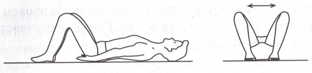 Упражнения при деформирующем артрозе тазобедренного сустава рентген голеностопного сустава фото
